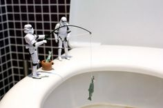 EVERYDAY LIFE OF STORMTROOPERS