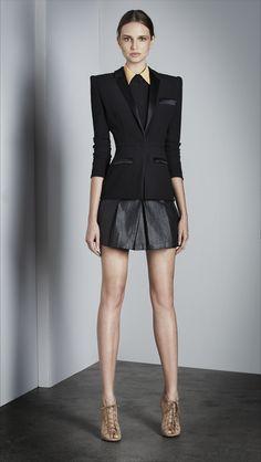 Jacket: Paula  Shirt: Malia  Skirt: Kezia