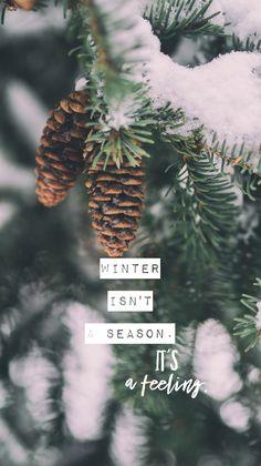 Phone Wallpaper - Winter Edition - weihnachtliche Handy Hintergründe