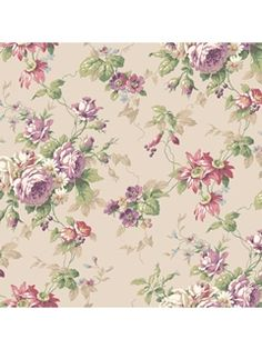 CT0804 - Wallpaper | Callaway Cottage | AmericanBlinds.com