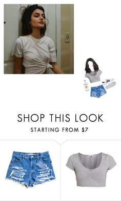 """""""into you"""" by spoiledcrybabies ❤ liked on Polyvore featuring adidas"""