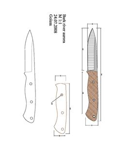 How To Care For Your Survival Knife – Metal Welding Cool Knives, Knives And Swords, History Of Welding, Knife Drawing, Knife Template, Knife Patterns, Pdf Patterns, Trench Knife, Plumbing Tools
