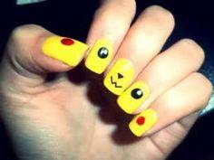 36 Nuevas fotos de uñas pintadas de amarillo #YellowNails | Decoración de Uñas - Manicura y NailArt