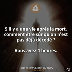 Saviez Vous Que? | Page 4 of 959 | Tous les jours, découvrez de nouvelles infos pour briller en société ! Funny Facts, Funny Quotes, What Is Meditation, Rage, Quote Citation, Laugh Out Loud, Sentences, Decir No, Affirmations