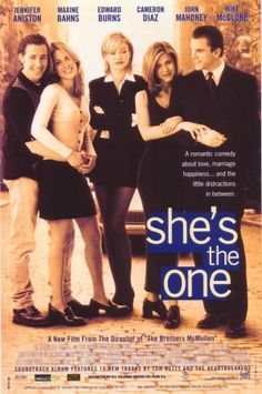 She\'s the One movie poster