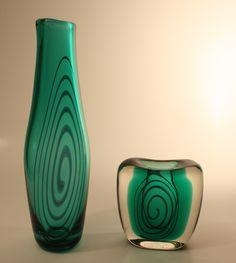 Herman Bongard for Hadeland Glass Art, Stones, Gems, Vase, Collection, Design, Home Decor, Rocks, Decoration Home