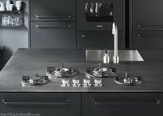 Vipp's Award- Winning Kitchen 2014 - Elle Decoration International Design Award