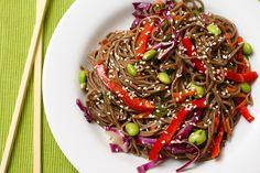 Sesame Soba Noodles | Annie's Eats