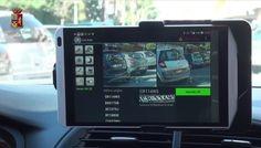 Un nuovo occhio elettronico per scovare le auto rubate