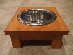 Single Bowl Pet Dish - 1 Qt 4 Inch Height