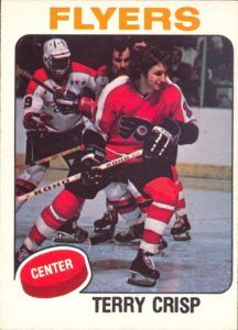 Highlights, stats and hockey card info for Terry Crisp. Terry played in the NHL with the Bruins, Blues, New York Islanders and Philadelphia Flyers. Hockey Puck, Ice Hockey, Hockey Cards, Baseball Cards, Stanley Cup Finals, New York Islanders, Philadelphia Flyers, Nhl, Crisp