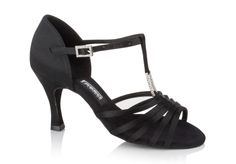 HOLLY - Ladies Latin dance shoe by Freed of London - Call 866.693.7333 x15 (Wholesale x18) to order - US & Canada only.