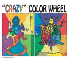 """""""This 'crazy' project really helped my students realize that the visuals in the art room actually had a use."""" — Shirley Laird, Art Teacher artsandactivities.com"""