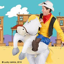 Carry Me Porte-moi aux épaules Costume Licorne Costume Licorne Overall cheval ponny