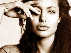 Angelina Jolie. Quite possibly the sexiest woman on the planet.