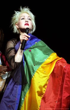 """Cyndi Lauper Opens for Cher's """"Living Proof"""" Farewell Tour"""