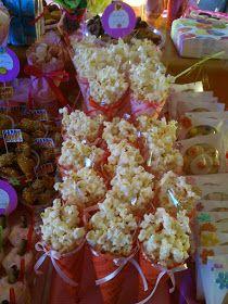 Γλυκές Τρέλες: Ιδέες για παιδικό πάρτυ- Μπούφες σε γλυκιά έκδοση !!