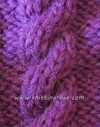 Resultado de imagen para knitting cable techniques