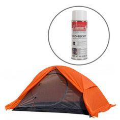 891aa3a1c Barraca De Camping Mykra 1 2 Pessoas Azteq + Impermeabilizante Para Barracas  Coleman