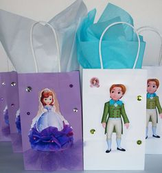 Princess Sofia The First and James Disney by felsonmiguelina