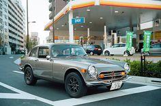 Honda S800 Coupé