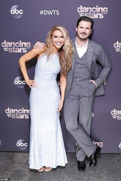 They're back: Chrishell Stause and Gleb Savchenko did nothing to quell dating rumors as they reunited for the season 29 finale of Dancing With The Stars on Monday night Monday Night, Dancing With The Stars, S Star, Dating, Seasons, Dance, Dancing, Quotes, Seasons Of The Year