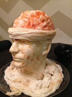 Shrimp for brains