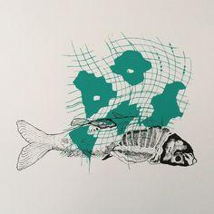 Expositie Spiegelbeeld | 9 januari t/m 13 februari 2016 | Kunstwerken van diverse jonge talentvolle grafici | Saskia van Montfort | www.baxkunst.nl | #baxkunst #expo #art #graphicart #contemporaryart #dutchartist #localart #gallery #Sneek #Holland