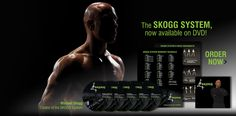 The SKOGG System on DVD - Giving credit to my Kettlebell Trainer! Portland. Oregon.