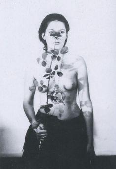 Marina Abramovic performingRhythm 01974