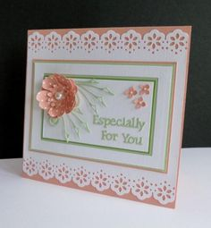 CC479 ~ Especially for You by sistersandie - Cards and Paper Crafts at Splitcoaststampers