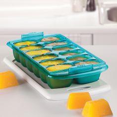 Click Lock™ Fresh Food Freezer Trays - Feeding - Products