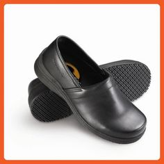 18d53843fed810 Genuine Grip Women s Mule Casual Shoe Black - Work and saftey shoes for  women (