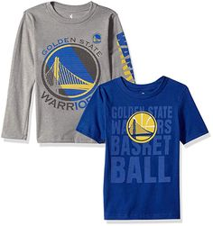 128ea2550 NBA by Outerstuff NBA Kids   Youth Boys Golden State Warriors Short Sleeve    Long Sleeve