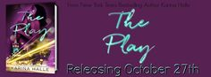 Renee Entress's Blog: [Cover Reveal] The Play by Karina Halle