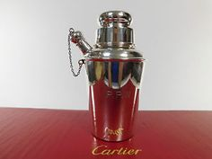 Sterling Silver 925 Cartier Antique Vintage Bar Martini Shaker Cup 1 2 Pint C287 | eBay