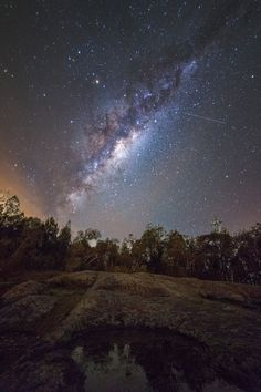Beechworth Night Sky - null