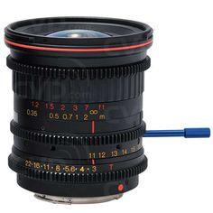 Tokina (7200) CINEMA ATX 11-16mm T3.0 EF Mount, Wide Angle Zoom Lens