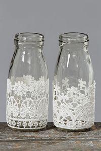 20 Ideas Para Decorar Botellas De Vidrio Decoracion Reciclaje