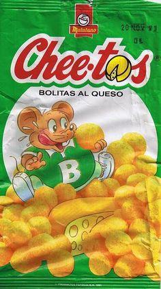 FLECH CORPORATION©: Los Cheetos, Rizos, Bolitas y Torciditos ( 1991)