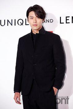 Hyun Bin, Go Ara, Yoo Ji Tae, and Lee Yo Won Attend Uniqlo and Lemaire Fashion Event in Seoul | A Koala's Playground