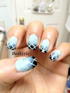 nail art tape idea..