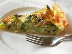 Sarokkonyha: Brokkolis pite