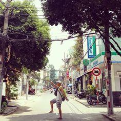Instagram의 이규삼님: #베트남 #vietnam #호치민 #hochimin 왜케 덥냐 호치민 ㅠ