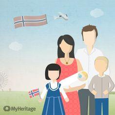 Visste du att 1 av 71 norrmän är släkt med någon av männen som skrev under deras grundlag? Detta och annan rolig fakta om 17 maj kan hittas på bloggen.