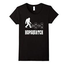 10e12d73 Men's HOPSQUATCH Witty Punny Cute Gag Gift Bigfoot T Shirt 3XL Brown. Cheer  ShirtsCheerleading ShirtsTour T ShirtsFeminism DefinitionFunny ...