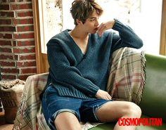 CNBLUE Lee Jonghyun - Cosmopolitan Korea October '15