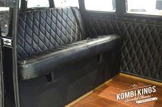 Vw Bus T2, Kombi Camper, Kombi Motorhome, Kombi Home, Volkswagen Transporter, Vw T1, Automotive Upholstery, Car Upholstery, Campervan Interior