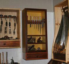 Get Off My Lawn, Broom Handle, Plastic Organizer, Tool Roll, Shop Rags, Turning Tools, Metal Shop, Wine Rack, Cabinet