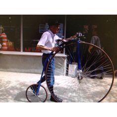Old fashion bike